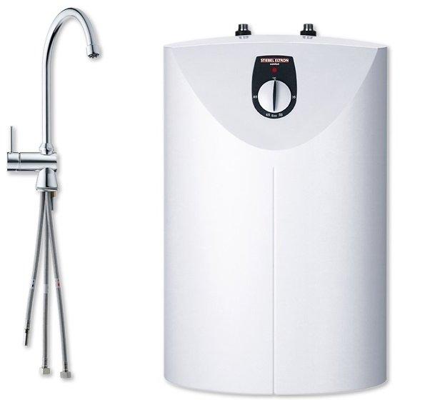 Favoriete Stiebel Eltron Close-in Set 10 liter boiler en eenhendel MES kraan OD55
