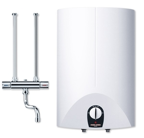 Stiebel Eltron Close-up Set 10 liter boiler en kraan